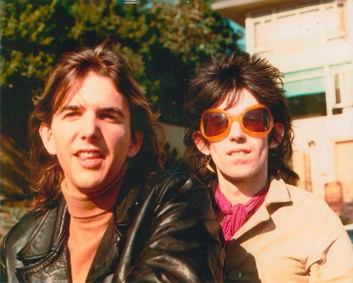 """""""When you heard him, you knew that guy. Once touched, never forgotten."""" - Keith Richards on Gram Parsons (5-Nov-1946 - 19-Sep-1973)"""