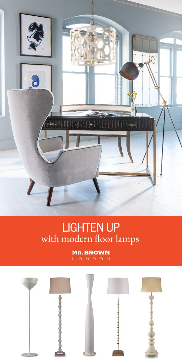 Shine Some Light On Mid Century Style With Mr Brown London Modern