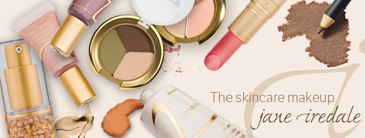 Jane Iredale Mineral MakeUp sold at Jeune 177 Union Road, Ascot Vale Ph: 9370 1997