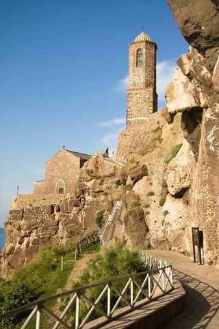 Catedral de Castelsardo, Sardinia - Sardegna, Italy