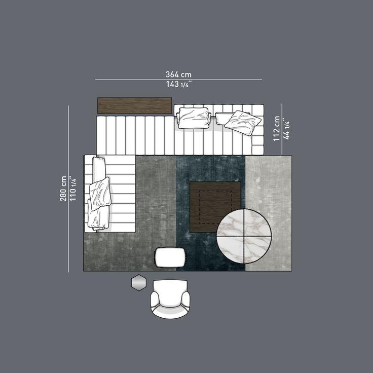 Minotti Ipad - COMPOSIZIONI - FREEMAN SEATING SYSTEM - DIVANI IT   FR.H