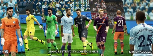 65152b03e Manchester City 2018 19 kits by AbdoLGR Credit   AbdoLGR Download Link       CLICK HERE    Check out AbdoLGR.