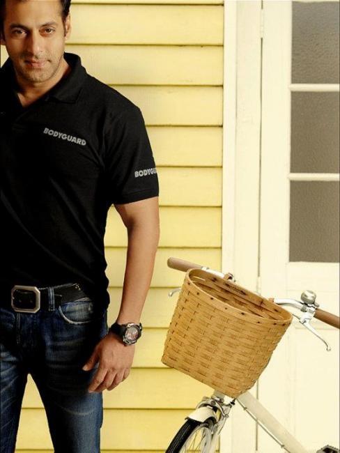Salman Khan  The Bollywood Actor