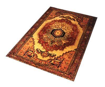 Ideas de decoración para suelos: Vinilos decorativos alfombra