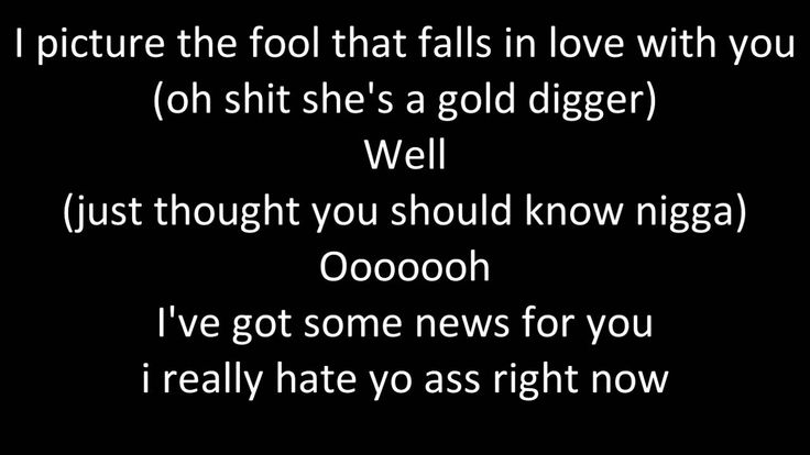Lyrics to cee lo fuck you