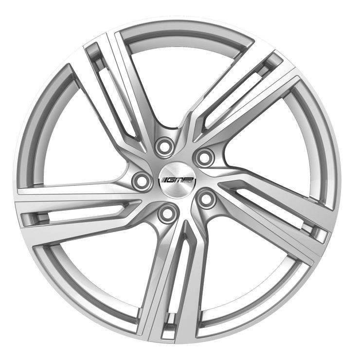 Arcan Silver Professional Alloy wheels / Cerchio in lega professionale Arcan Silver Front