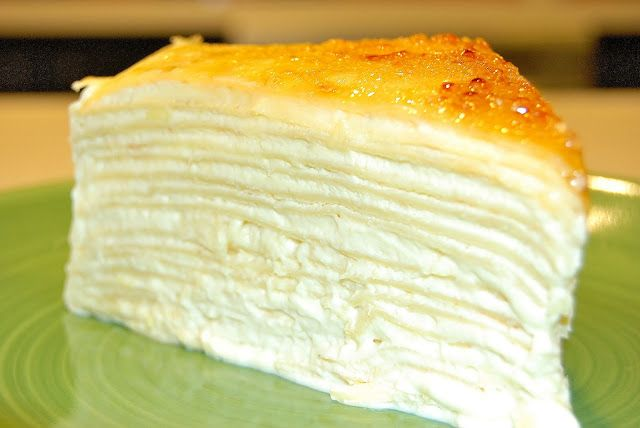 Sweet Whisk: Durian Mille Crepe