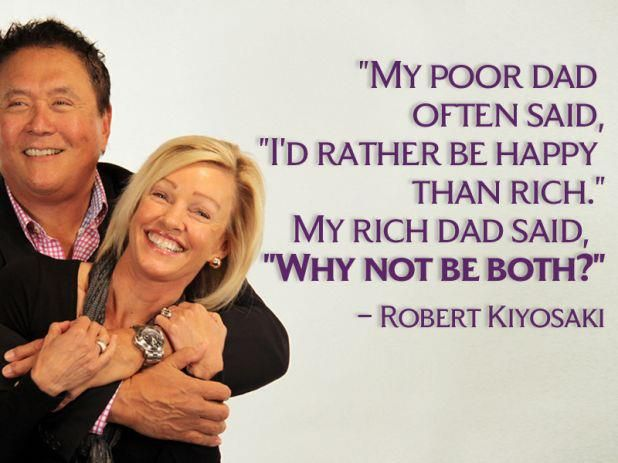 Poor people think 'or' & 'can't'.  Rich people think 'and' & 'how'.