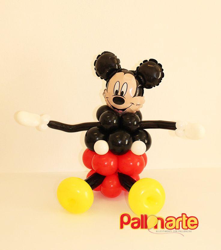 topolino mickey mouse balloons palloncini grosseto