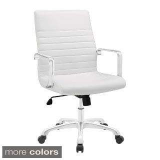 Shop for Finesse Mid-back Office Chair. Get free shipping at Overstock.com - Your Online Furniture Outlet Store! Get 5% in rewards with Club O! - 16862753