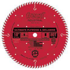 Freud LU80R010 10 inch 80T Finish Work Table Saw Blade