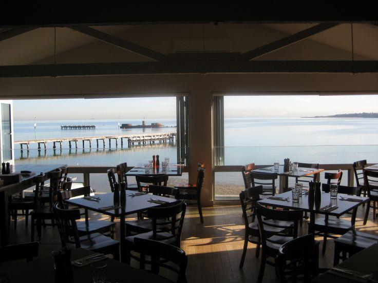 Black Rock Cerberus Beach House - #2 restaurant in melbourne (on way to phillip Island)