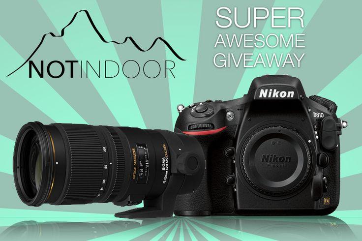 NOTINDOOR – Nikon D810 + Sigma 70-200 f2.8