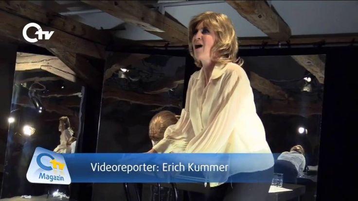 OTV: Vorbericht FÜR MICH SOLL'S ROTE ROSEN REGNEN  Quelle: OTV-Magazin vom 18.10.2016  From: Landestheater Oberpfalz  #Theaterkompass #TV #Video #Vorschau #Trailer #Theater #Theatre #Schauspiel #Clips #Trailershow