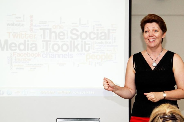 "On ""The Social Media Toolkit for 2013"" at SheEntrepreneurs event in Brisbane 12th Dec 2012"