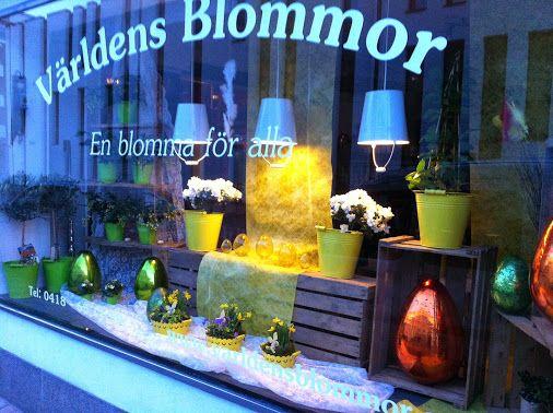 Världens Blommor Landskrona