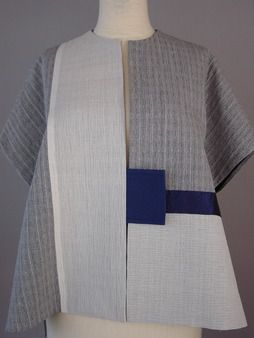 After Ando Long Round Neck Jacket