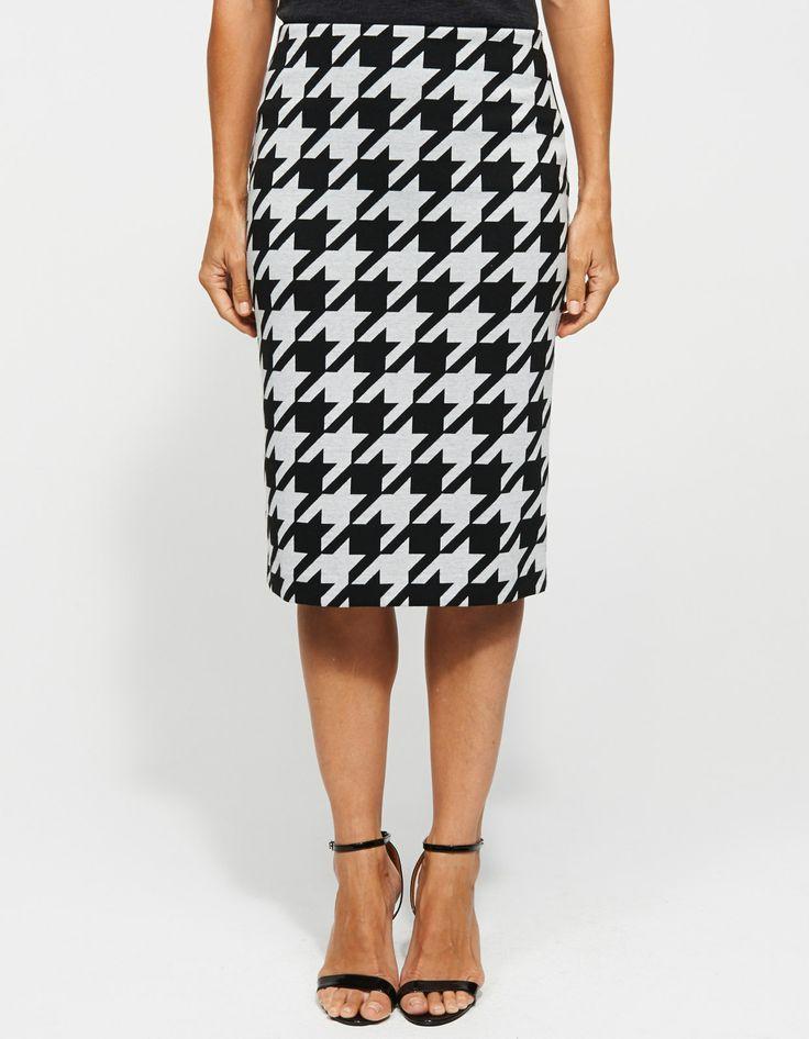 Bristow Hounds Ponti Skirt | JacquiE