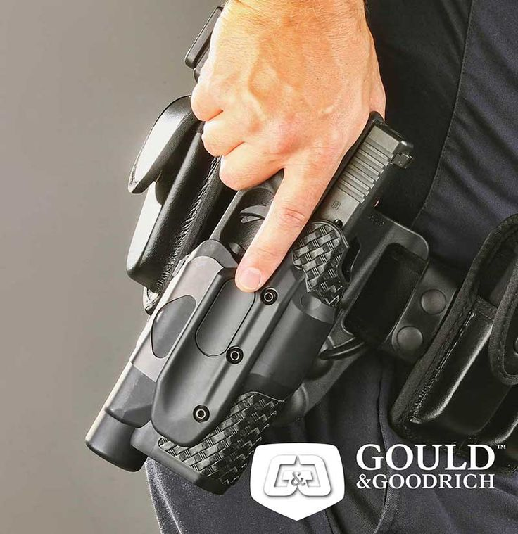The X-Caliber Dual Retention Duty Holster works with your body's natural mechanics incorporating the Science of Human Factors to produce a secure, fast and intuitive duty holster.