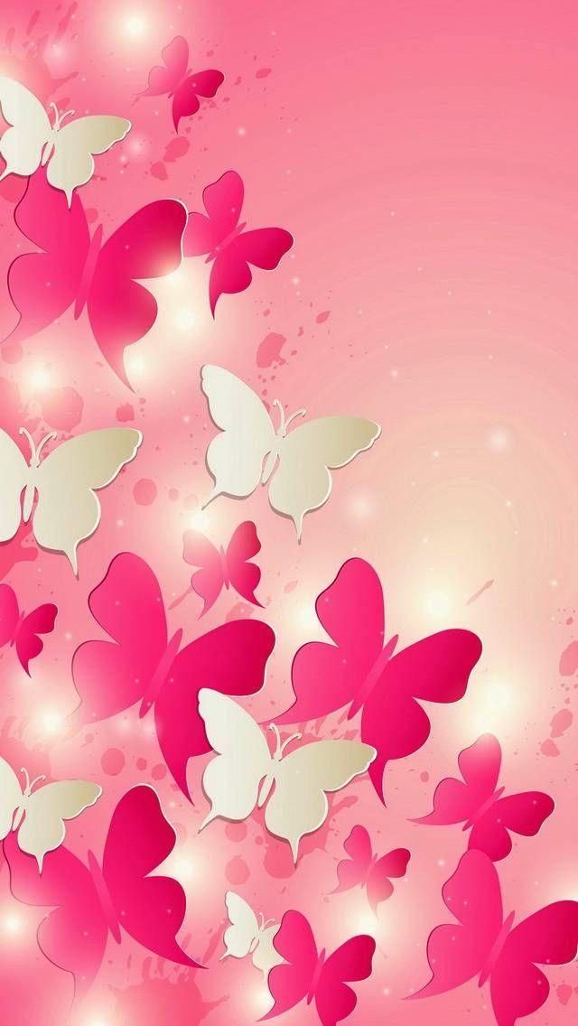 Butterfly Wallpaper Pretty Wallpapers Bow Wallpaper