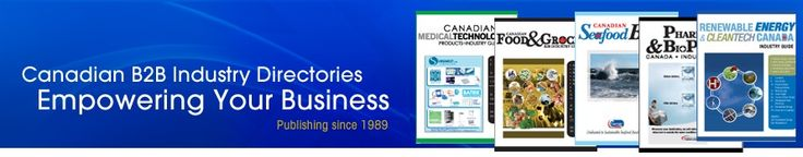 B2B Industry Directories, Empowering Your Business, Publishing since 1989