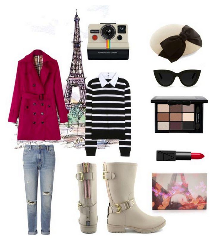 Paris Inspiration #colorsofcalifornia #outfit