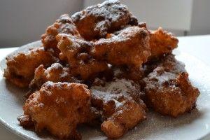 Fritelle di Riso - Sweet Italian Fried Rice Balls | Inside the Italian Kitchen