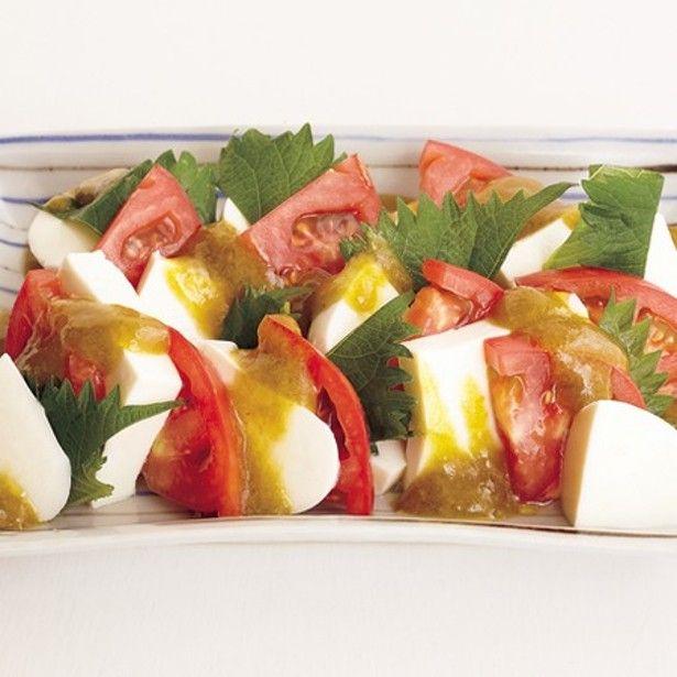 食べ応えも十分! 副菜にもおつまみにも使える豆腐サラダ5選 - レタスクラブニュース