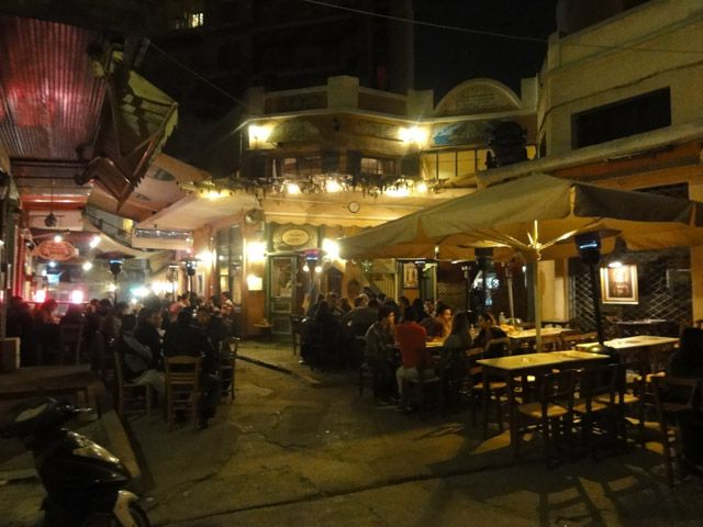 Thessaloniki nightlife - Ladadika