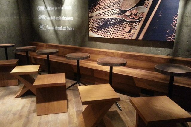 Starbucks open its first store in Delhi | AddSpices