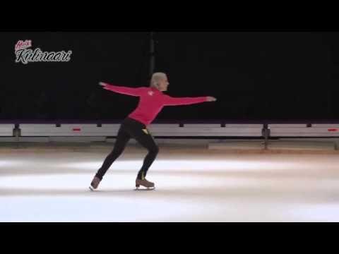 Atria luistelukoulun ABC ulko sisäkaari - YouTube