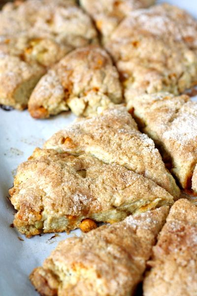 My love for fresh apple baked treats is well documented on this blog(here are my top 15 favorite apple...