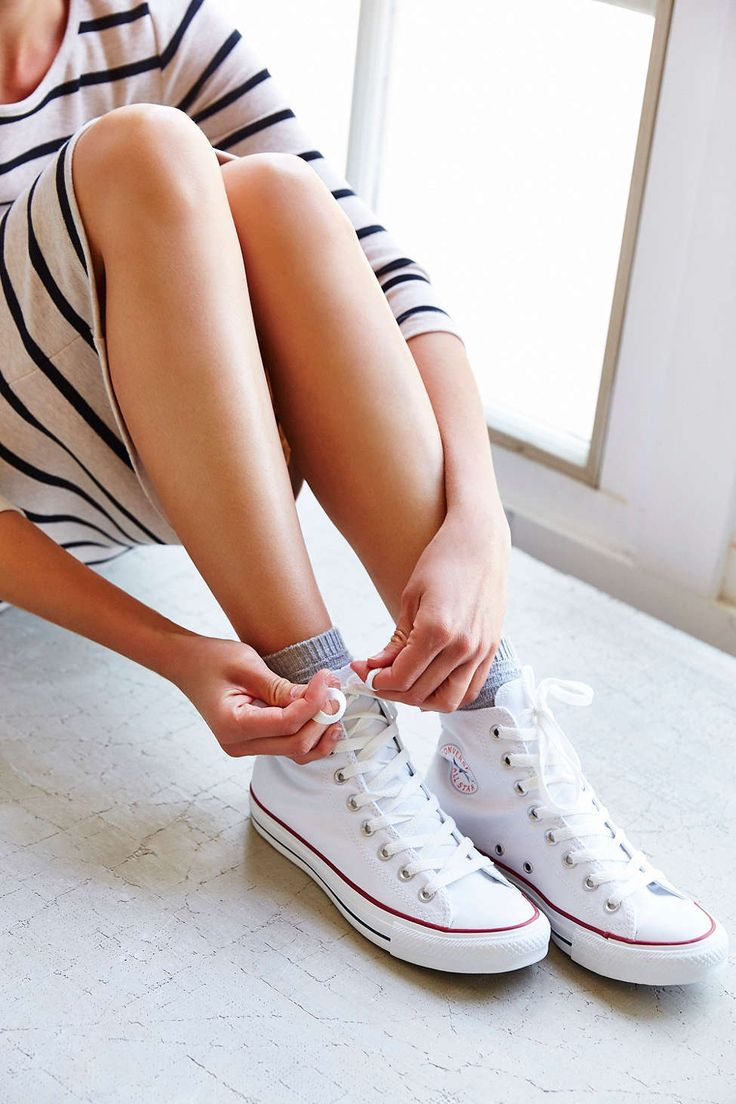 Sneakers femme - Converse Chuck Taylor All Star High