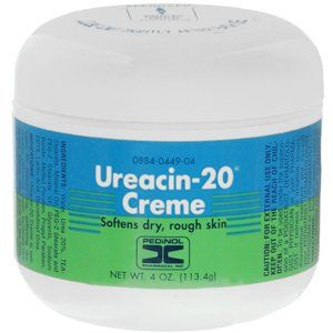 PACK OF 3 EACH UREACIN-20 CREME 4OZ PT#884044904 by Marble Medical. $75.56. A thick, rich cream that dissolves dry, horny layers of skin and stimulates dermal cell renewal using an effective moisturizer.
