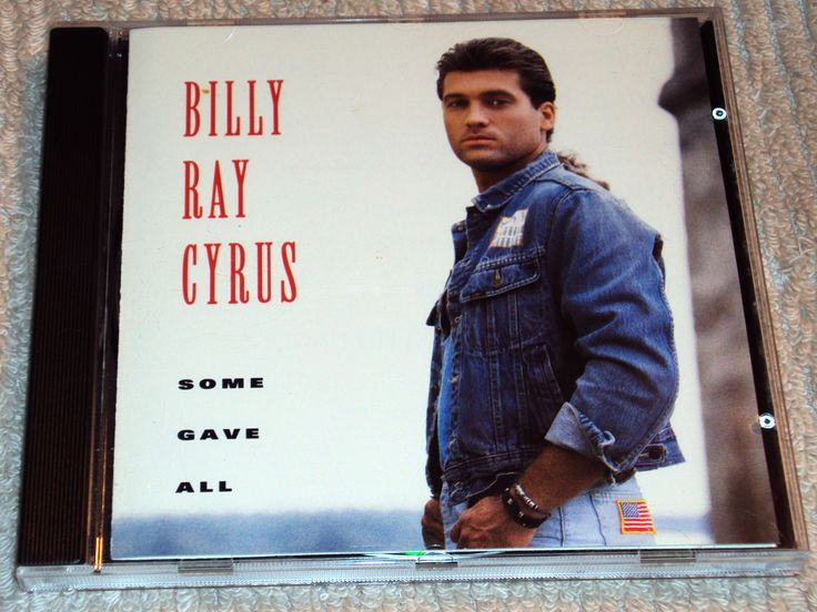pictures of billy ray cyrus some gave all cd   Billy Ray Cyrus – Some Gave All (CD) Archy Breaky Heart - CDs