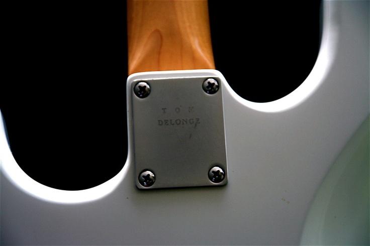 Squier Stratocaster Tom Delonge