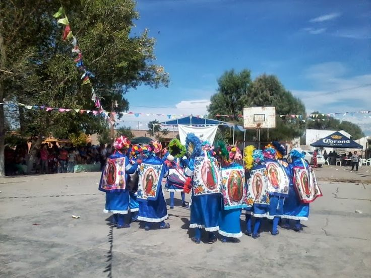 danza de pluma en san pedro coahuila: Photo