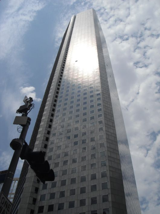 Visit the highest observation deck in Downtown Houston