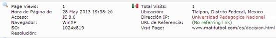 Universidad Pedagógica Nacional. Tlalpan, Distrito Federal, México.  http://www.upn.mx/