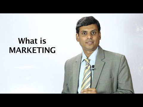 1. What is Marketing - Marketing Management Video Lecture by Prof. Vijay Prakash Anand. #BusinessManagement, #IBPSPO, #IIM, #ImportanceOfMarketing, #Lecture(TypeOfPublicPresentation), #Management(FieldOfStudy), #Marketing(Interest), #MarketingManagement(JobTitle), #MarketingManagementLecture, #MarketingSpecialistOfficer, #MarketingStrategy(LiteratureSubject), #Marketingwxy, #ProbationaryOfficer, #Prof.VijayPrakashAnand, #TypesOfMarketing, #VideoLecture #InternetMarketingVideo