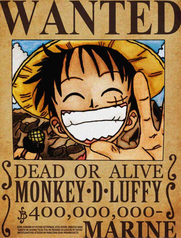 One Piece Wanted Poster Template Unique 30 Downloadable Wanted Posters In 2020 One Piece Wallpaper Iphone Luffy One Piece Logo