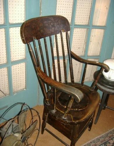 Antique Painted Primitive Furniture