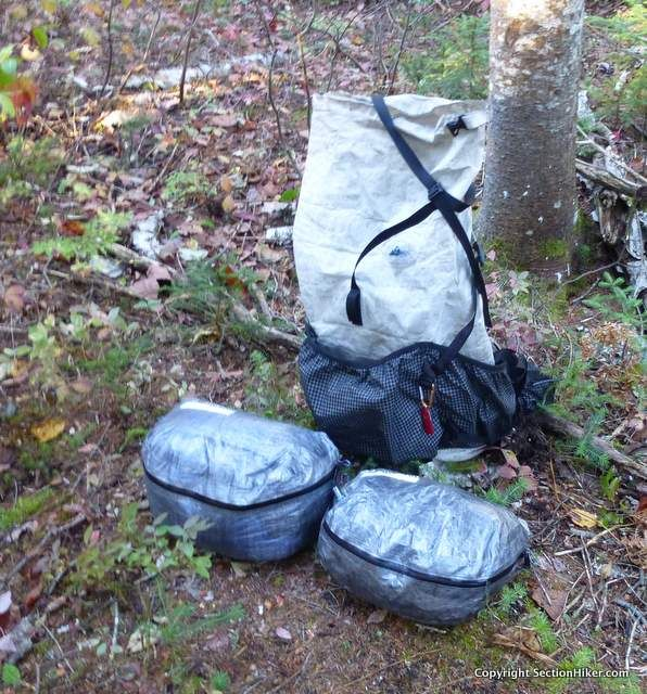 Hyperlite Mountain Gear Packing Pods Review Section Hikers Backpacking Blog Mountain Gear Backpacking Backpacking Hammock