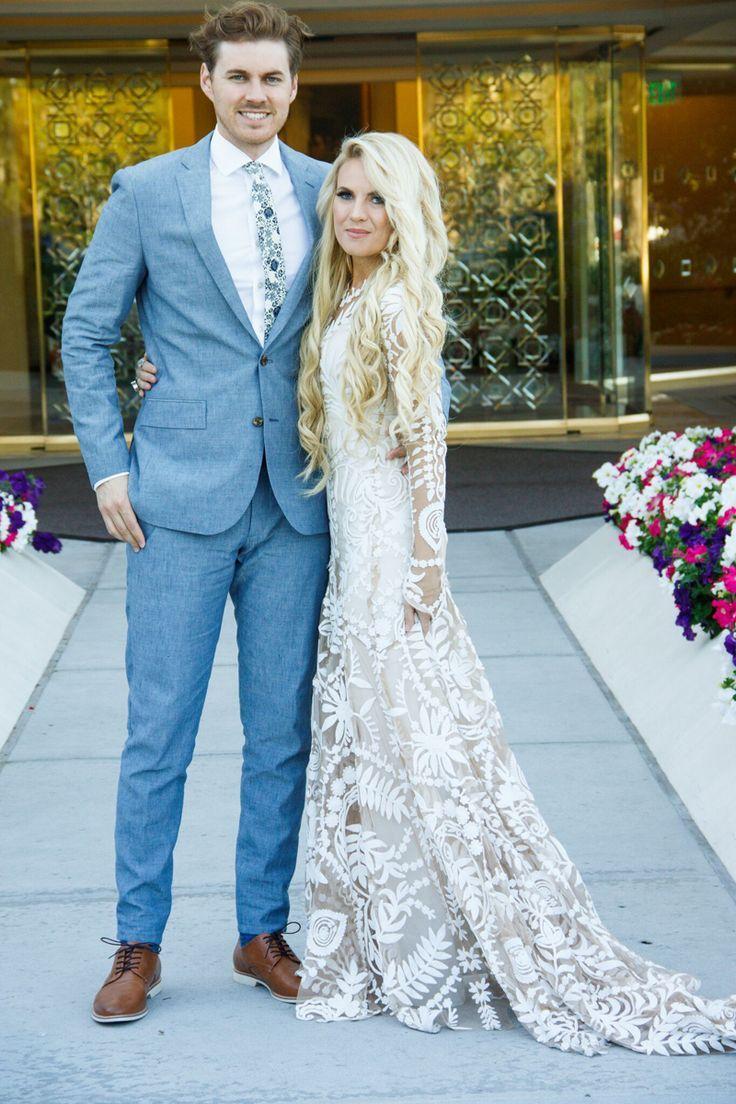 Las mejores 3018 imágenes de Wedding Dress Lace en Pinterest | Ideas ...