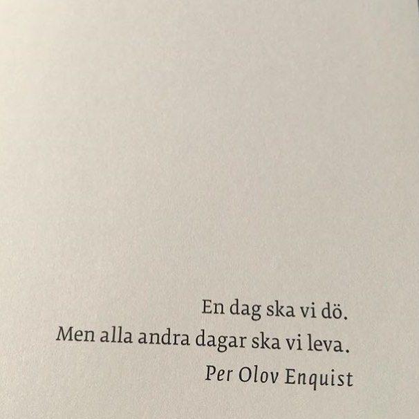 Dette er egentlig ikke et dikt, men et sitat fra et radioprogram - og en så fin påminnelse at jeg deler det i blant. @kjemienstemmer ❤️ #perolovenquist #dikt #lyrikk #poesi #renpoesi