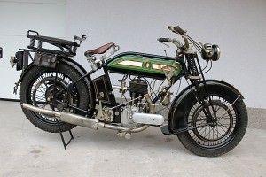 BSA Model S26 1926 500cc 1 cyl sv