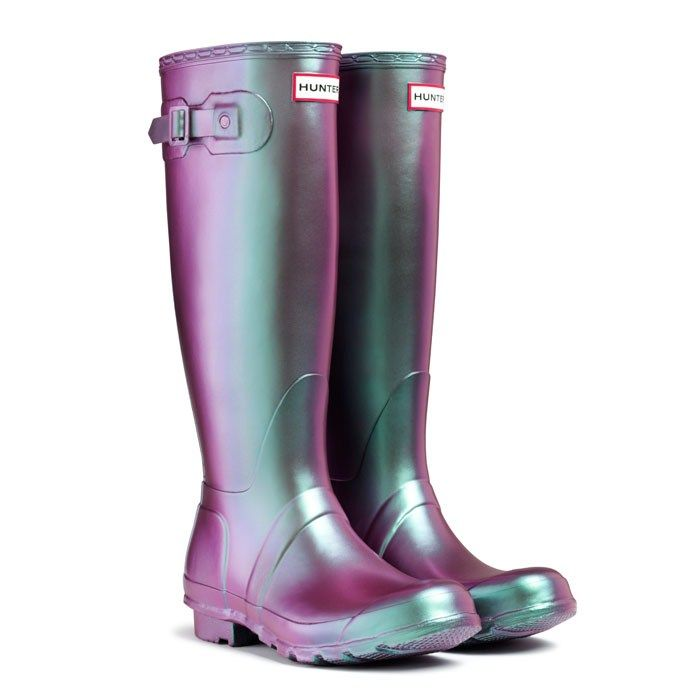 Original Pearlescent - Green Hunters - they would match my iridescent MBMJ bag!