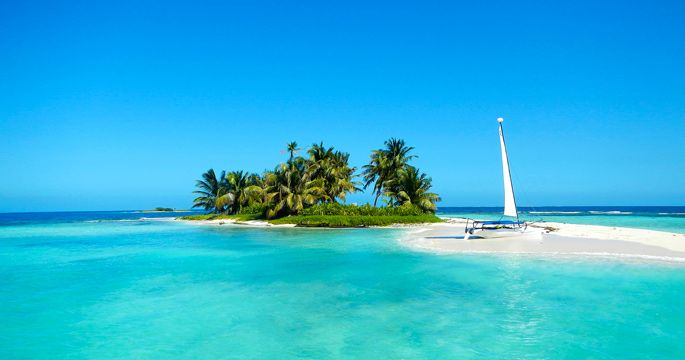 Belize: cayes