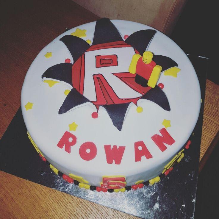 #roblox cake
