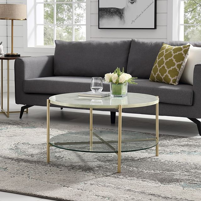 Did Someone Say Coffee Table Find This On Trend Pick In Our Early Access Black Friday Sale Via Our Link In Bio Blackfri In 2020 Table Gold Glass Coffee Table Furniture
